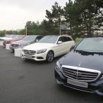 """Die aktuelle Mercedes Benz """"Umweltflotte"""""""