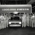 Der 1 Millionste Ford Fiesta, Ford Werk Saarlouis, 9. Januar 1979