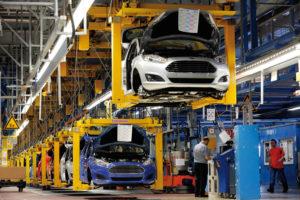 Ford Fiesta, Endmontage, Ford Werk Koeln-Niehl   ---   Foto: FORD/F.Stark