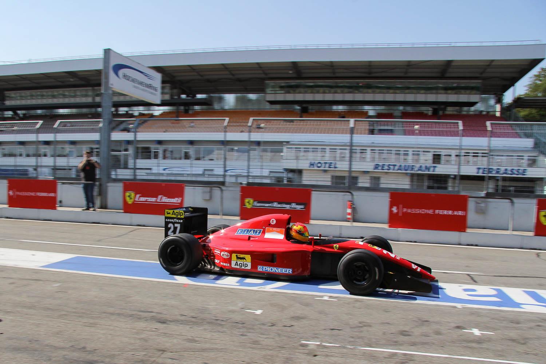 Ferrari Racing Days Hockenheimring 2016 Awr Autoweltrevue Magazin