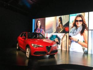 Foto Alfa Romeo Stelvio Launch-27